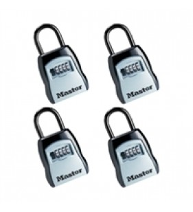 MASTER LOCK HOLDS UP TO 5 KEYS