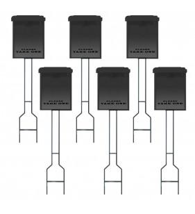 BLACK BOX, BLACK STK, BLK LETTERING